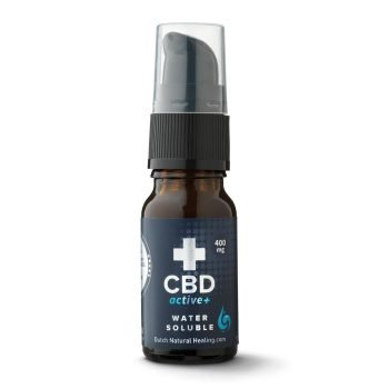 CBD Active+ 10ml similar effect to a 40% CBD oil.