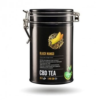 CBD Tea Black Mango.