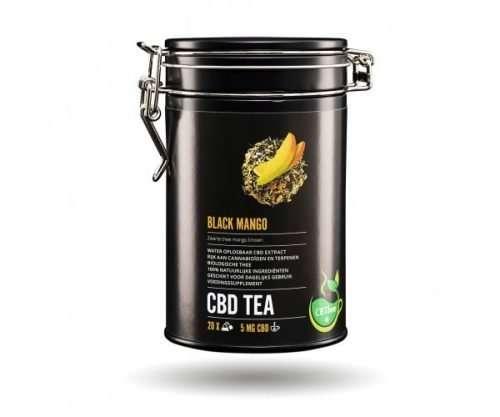 CBD Tea Black Mango.