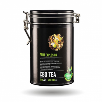 CBD Tea Fruit Explosion.