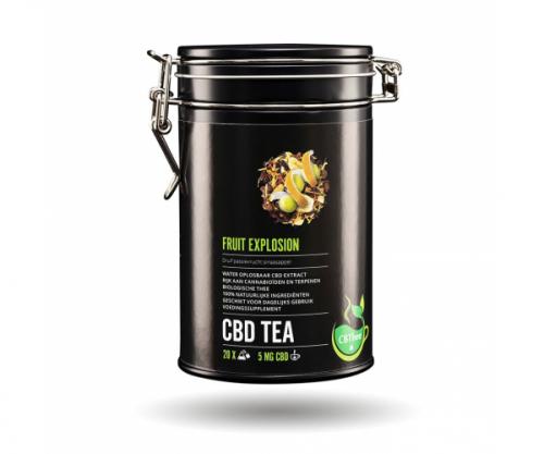 CBD Tea Fruit Explosion.