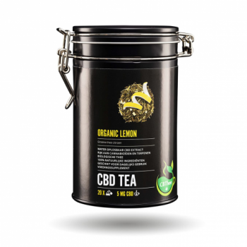 CBD Tea Organic Lemon.