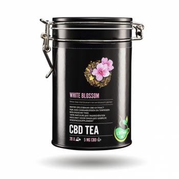 CBD Tea White Blossom.