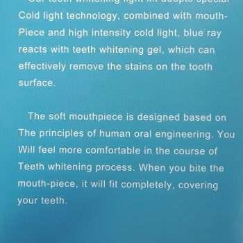 Teeth Whitening Manual.