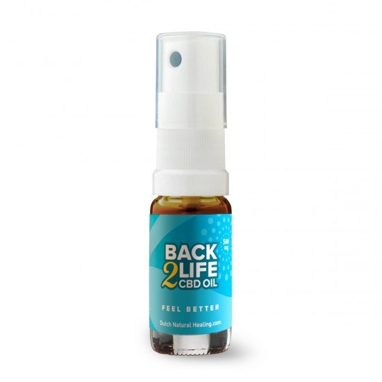 Back 2 Life CBD Oil
